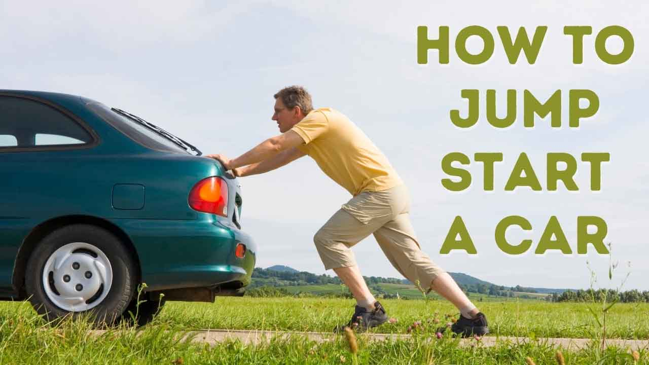 jump start a car without another car