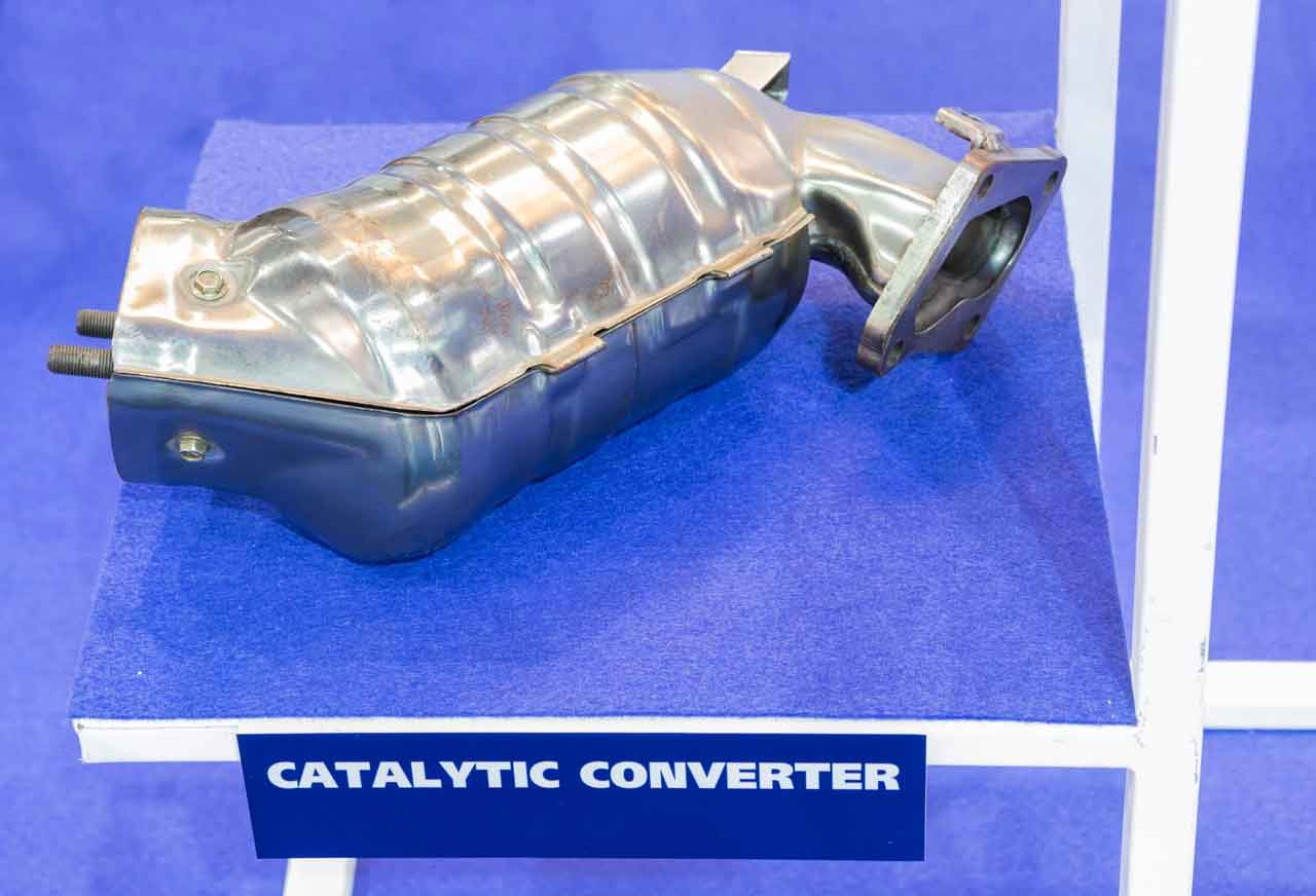 catalytic converter definition