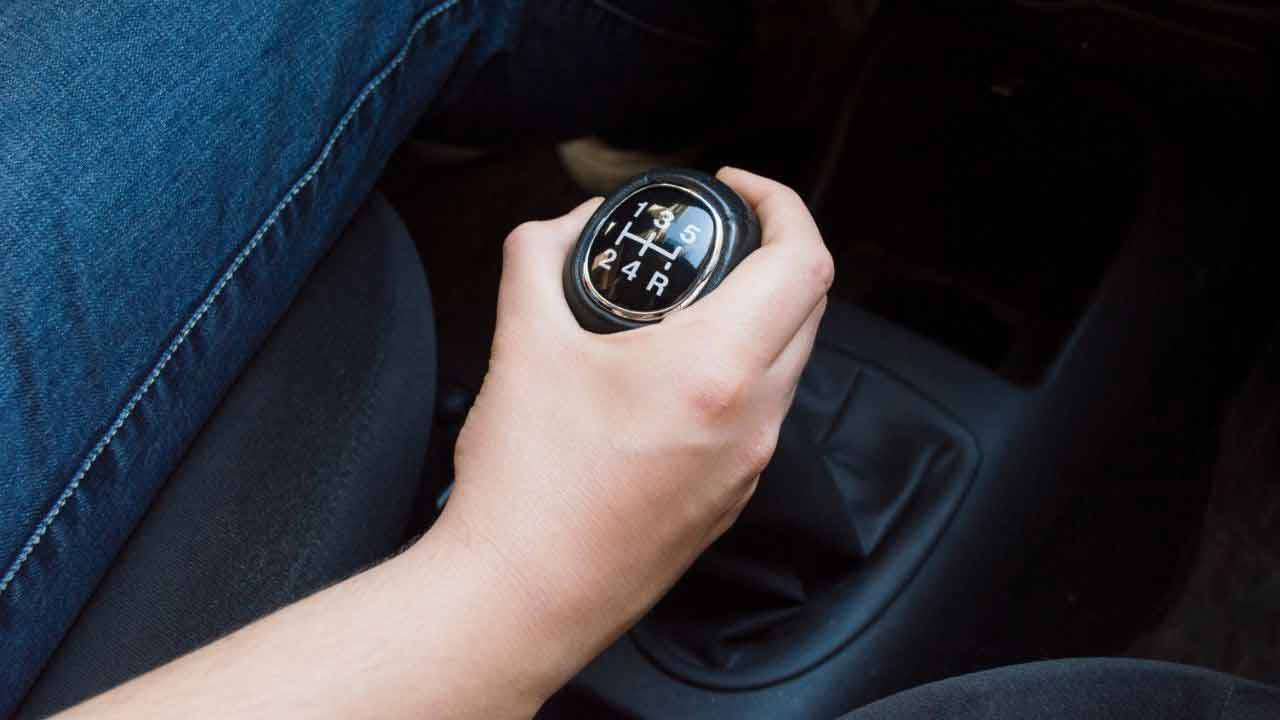 gear shifting lever