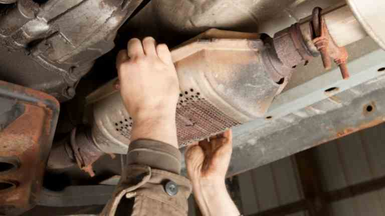 can catalytic converter cause misfire
